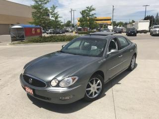Used 2005 Buick Allure CXS, Only 149km, Leather sunroof, warrant for sale in North York, ON