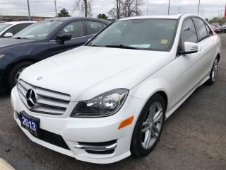 Used 2013 Mercedes-Benz C-Class 300**4matic**Navigation**Sunroof**Leather** for sale in Mississauga, ON