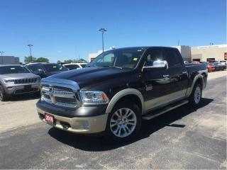 Used 2016 RAM 1500 Longhorn**Diesel**Leather**AIR Suspension** for sale in Mississauga, ON