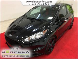 Used 2016 Ford Fiesta St T.ouvrant - Nav for sale in Cowansville, QC