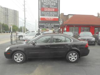 Used 2007 Kia Magentis LX / MINT CONDITION / SUPER LOW KM / A/C / 4CYL for sale in Scarborough, ON