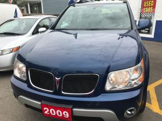 Used 2009 Pontiac Torrent 3.4 Litre for sale in Etobicoke, ON