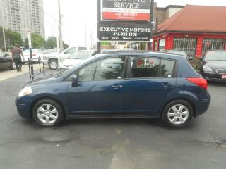 Used 2007 Nissan Versa 1.8 SL / ALLOYS / A/C / LOADED / FUEL SAVER for sale in Scarborough, ON