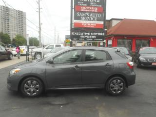 Used 2010 Toyota Matrix XR / FUEL SAVER / CERTIFIED / ICE COLD A/C/ CLEAN! for sale in Scarborough, ON
