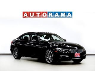 Used 2013 BMW 320i XDRIVE LEATHER SUNROOF ALLOYS 4WD for sale in North York, ON