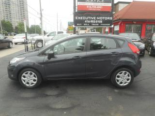 Used 2012 Ford Fiesta SE / LOW KM / BLUETOOTH / FUEL SAVER / CLEAN / for sale in Scarborough, ON