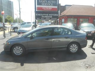 Used 2009 Honda Civic DX / POWER GROUP / CLEAN / A/C / LIKE NEW for sale in Scarborough, ON