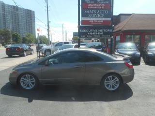 Used 2006 Honda Civic Si / LOW KM / SUNROOF / ALLOYS / 6SPD  / A/C / for sale in Scarborough, ON