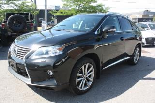 Used 2015 Lexus RX 350 SPORTDESIGN | WOODGRAIN | NAV for sale in North York, ON