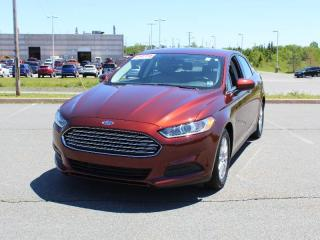 Used 2016 Ford Fusion with Back Up Camera and Remote Start! for sale in Halifax, NS