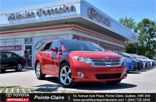 Used 2009 Toyota Venza AWD V6 for sale in Pointe-claire, QC