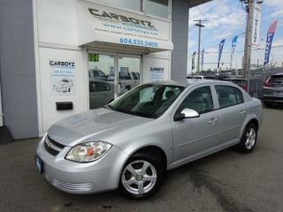 Used 2008 Chevrolet Cobalt LT 4 Dr Sedan, Heated Seats, Remote Start, Alloys for sale in Langley, BC