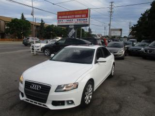 Used 2011 Audi A4 2.0T for sale in Scarborough, ON