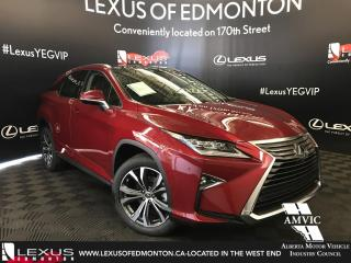 New 2018 Lexus RX 350 Executive Package for sale in Edmonton, AB