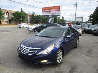 Used 2014 Hyundai Sonata LIMITED for sale in Toronto, ON