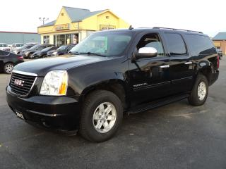 Used 2013 GMC Yukon XL SLE 4X4 5.3L 9 Pass for sale in Brantford, ON