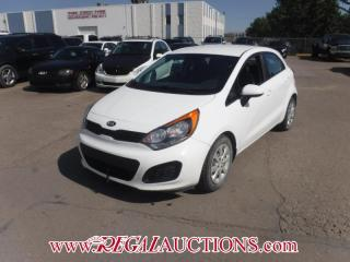 Used 2014 Kia RIO LX PLUS 5D HATCHBACK 6SP 1.6L for sale in Calgary, AB