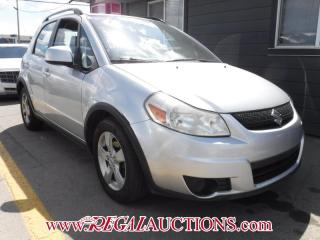 Used 2010 Suzuki SX4 AWD  4D HATCHBACK for sale in Calgary, AB