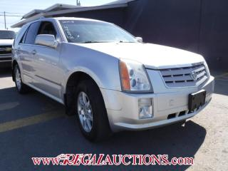 Used 2008 Cadillac SRX  4D UTILITY V6 AWD for sale in Calgary, AB