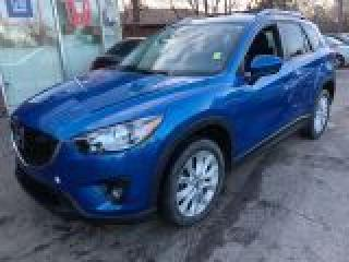Used 2014 Mazda CX-5 GT for sale in Scarborough, ON