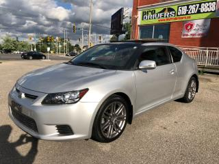 Used 2011 Scion tC 2.5L/NO ACCIDENT/CERTIFIED/WARRANTY INCLUDED for sale in Cambridge, ON