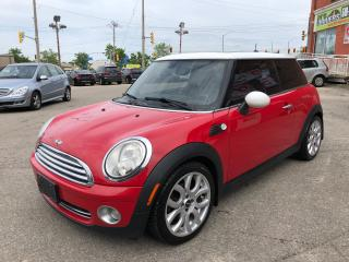 Used 2010 MINI Cooper Hardtop/ONE OWNER/NO ACCIDENT/CERTIFIED/WARRANTY for sale in Cambridge, ON