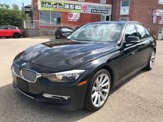 Used 2013 BMW 320i xDrive/AWD/NO ACCIDENT/CERTIFIED/WARRANTY INCLUDED for sale in Cambridge, ON