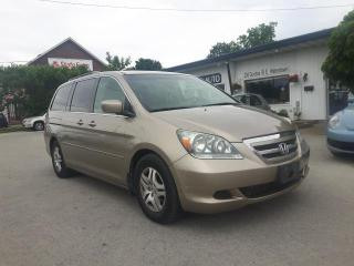 Used 2007 Honda Odyssey EX-L for sale in Waterdown, ON