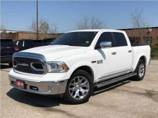 Used 2016 RAM 1500 Longhorn Limited**Diesel**Leather**Sunroof** for sale in Mississauga, ON