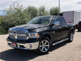 Used 2016 RAM 1500 Laramie**Leather**Navigation**Sunroof** for sale in Mississauga, ON