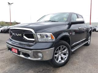 Used 2016 RAM 1500 Longhorn Limited**Leather**Sunroof**NAV** for sale in Mississauga, ON