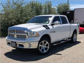 Used 2014 RAM 1500 Laramie**Leather**Crew CAB**Navigation** for sale in Mississauga, ON