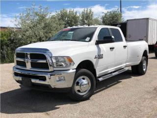 Used 2018 RAM 3500 SLT for sale in Mississauga, ON