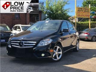Used 2014 Mercedes-Benz B-Class AllPowerOpti*HtdSeats*Camera*Bluetooth*MBWarranty* for sale in York, ON