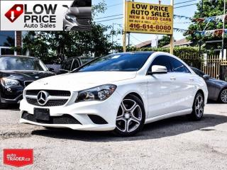 Used 2014 Mercedes-Benz CLA-Class AWD*PanoramicRoof*HtdSeats*Camera*FullOpti* for sale in York, ON