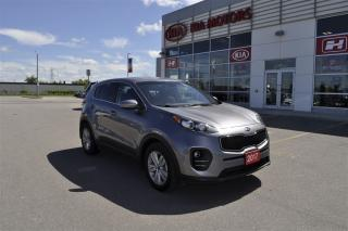Used 2017 Kia Sportage LX   Heated seats   Fog Lights   Low KM for sale in Stratford, ON