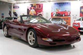 Used 2003 Chevrolet Corvette 50th Anniversary Special Edition for sale in Paris, ON