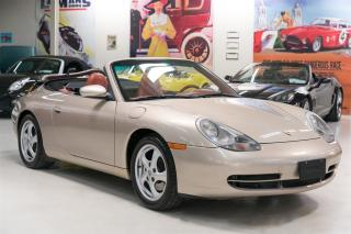 Used 1999 Porsche 911 Carrera Cabriolet for sale in Paris, ON