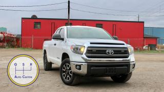 Used 2014 Toyota Tundra SR5 4.6L V8 Double Cab 4WD for sale in Hamilton, ON
