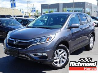 Used 2015 Honda CR-V EX AWD for sale in Richmond, BC