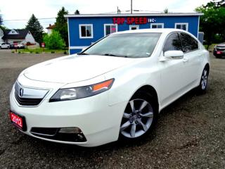 Used 2012 Acura TL TECH PKG/NAVI/LEATHER/ROOF/CERTIFIED for sale in Guelph, ON