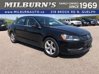 Used 2012 Volkswagen Passat 2.5L Auto Comfortline for sale in Guelph, ON