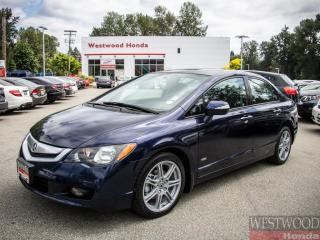 Used 2010 Acura CSX I-Tech for sale in Port Moody, BC