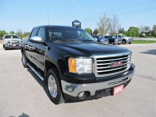 Used 2012 GMC Sierra 1500 SLE Crew Cab Short Box 4x4 for sale in Gorrie, ON