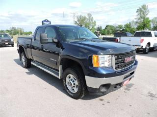 Used 2011 GMC Sierra 2500 HD SLE. Well oiled. New tires. 2 Wheel Drive for sale in Gorrie, ON