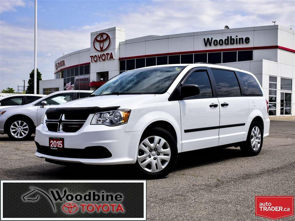 Used 2015 Dodge Grand Caravan CANADIAN VALUE PACKAGE for Sale in ...