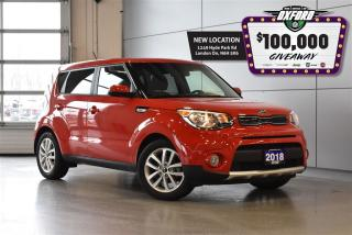Used 2018 Kia Soul EX - bluetooth, heated seats, touch screen sat rad for sale in London, ON
