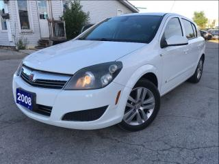 Used 2008 Saturn Astra XE|Manual|Accident free|Alloys wheels|Low Mileage for sale in Burlington, ON