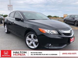 Used 2015 Acura ILX Base w/Premium Package for sale in Burlington, ON