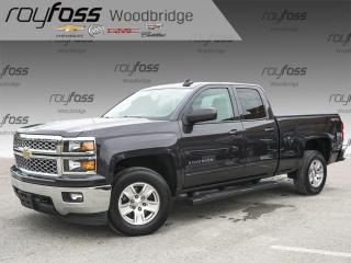 Used 2015 Chevrolet Silverado 1500 LT 1LT BACKUP CAM, 4X4 for sale in Woodbridge, ON